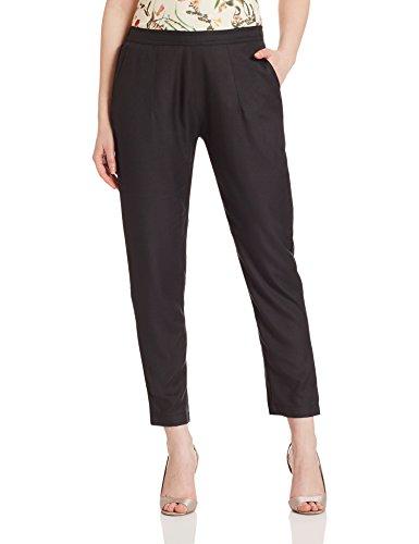 Laabha Women's Pant (LG-101PA_Olive_Extra-Large)
