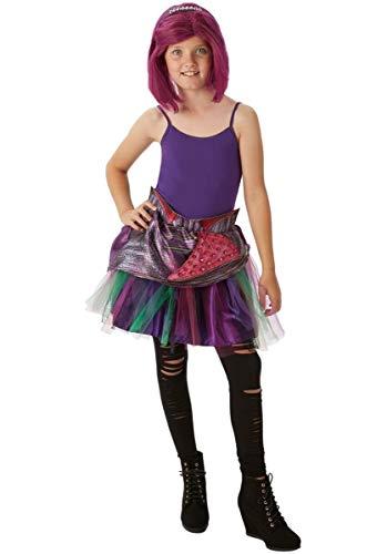 Evil Queen Disney Kostüm - Tutu für Mädchen, inspiriert von Mal aus