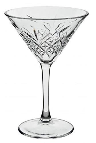 UTOPIA p440176zeitloses Vintage Martini Glas, 8oz, 23cl (12Stück) -