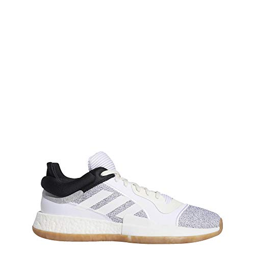 adidas Performance Herren Sneakers Marquee Boost Low Basketball Shoes O weiß 46