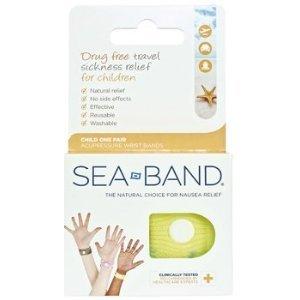 Akupressurband für Kinder von Sea-Band