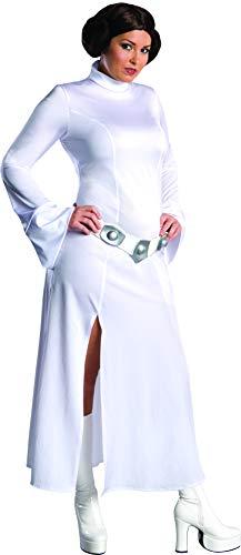Rubie's offizielles Star-Wars-Prinzessin-Lea-Kostüm für Erwachsene, Größe XL