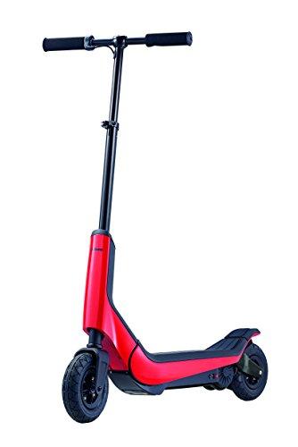 JDbug Elektro-Scooter ES 250 Elektrotretroller, Rot, One Size