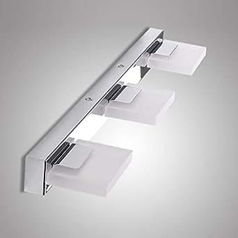 Glighone LED Spiegelleuchte Bad Spiegellampe