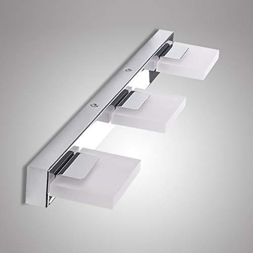Lampara espejo ba o led l mparas store - Lampara para espejo de bano ...