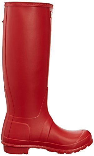 Hunter  Original Tall (W23499), Bottes femme Rouge (hunter Red)