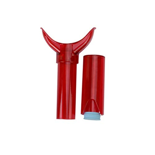 WEIHANLip Praller Gerät Tragbare Lip Enhancer Lip Pump Lip Fuller Natürliche Saug-Tool Für Bottom Lips Für Tägliche Party Make-Up -