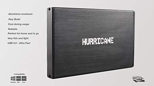 Hurricane GD25612 80GB 2.5