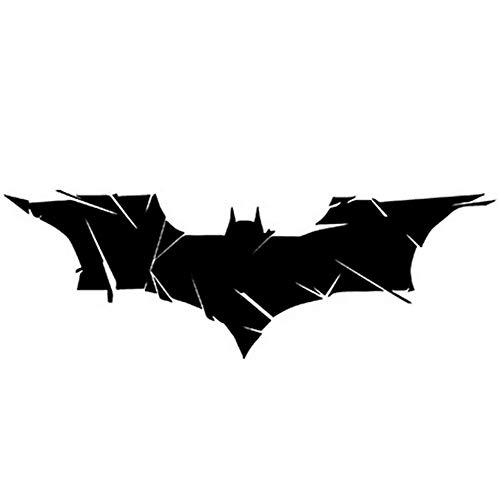mer Batman Wandtattoo Batman Evolution Fledermäuse Auto Aufkleber Fenster LKW Auto Stoßstange Laptop Wandtattoo-in Auto Aufkleber von ()