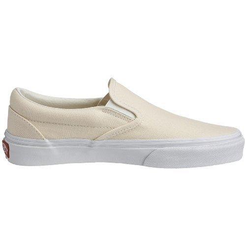 Vans U Classic Slip-on Overwashed, Unisex-erwachsene Sneakers Weiß