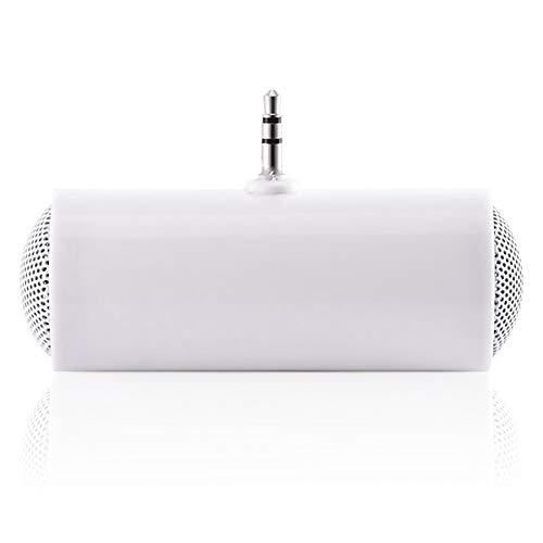 Sttoce mini altoparlante stereo, altoparlante portatile con jack da 3,5 mm, adatto per smartphone/tablet/pc