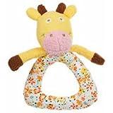 Latitude Enfant - The Baby Wooly Rattle - Josephine the Giraffe by Latitude Enfant