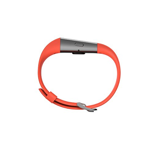 Fitbit Surge Fitness Super Watch – Tangerine, Large
