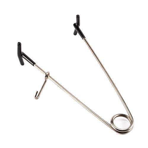 MA87 Angeltrennvorrichtung Fischmaulspreizer Opener Edelstahl 17cm -