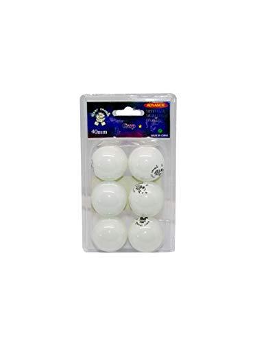 DG 23021 BL 6 Palline Ping Pong