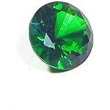 Urancia® Stunning Gem Green Zircon Uparatna Stone Baikrantamoni Zargun Jarkan Stone 4.5 Cts Lab Certified For Locket