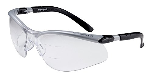 SEPTLS247114580000020 - 3M Personal Safety Division BX Dual Reader Safety Eyewear - 11458-00000-20
