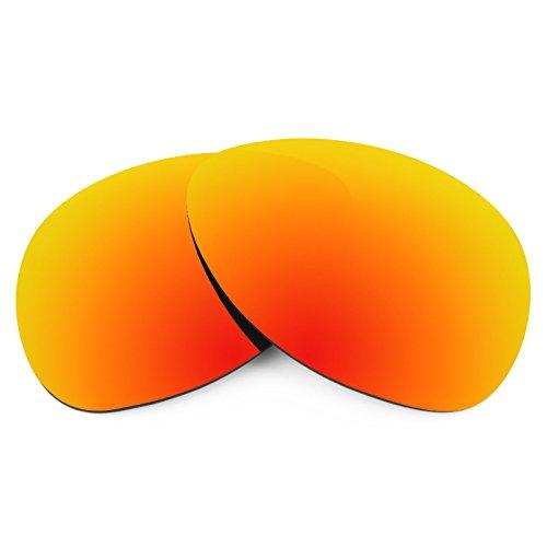 Revant Ersatzlinsen für Oakley Plaintiff Feuerrot MirrorShield®