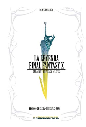 La Leyenda Final Fantasy X por Damien Mecheri
