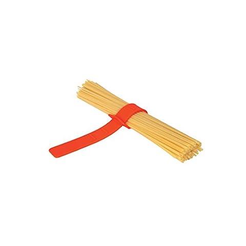 Dexam, Spaghetti Pasta Measuring Belt, Silicone, Red