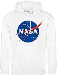 NASA Hoodie - Officiële NASA Logo