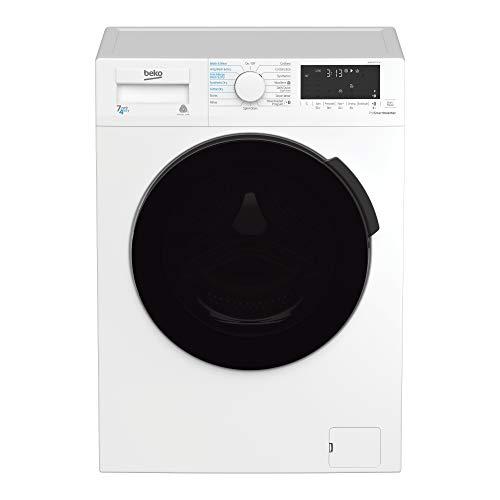 Beko WDB7426S1CW 7kg/4kg 1200rpm Washer Dryer - White
