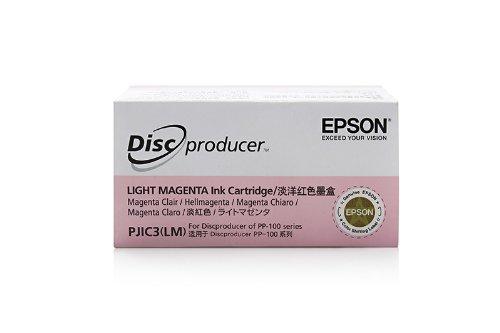Epson Discproducer PP 50 BD - Original Epson C13S020449 / PJIC3 Light Magenta Tinte