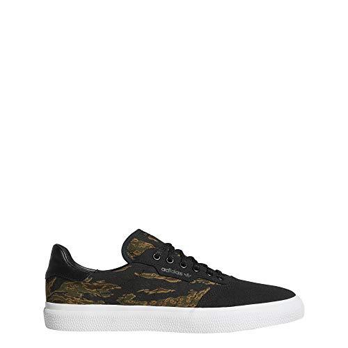 size 40 470d5 eafbe Adidas 3Mc, Zapatillas de Skateboarding Unisex Adulto, Negro  (NegbásMarrónCarnoc