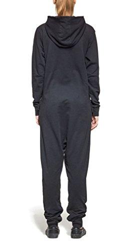 Onepiece Damen Jumpsuit Dodge, Grau (Black), 36 (Herstellergröße: S) - 2