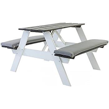 Holzbank tisch sitzgarnitur clevere sache die for Amazon tisch
