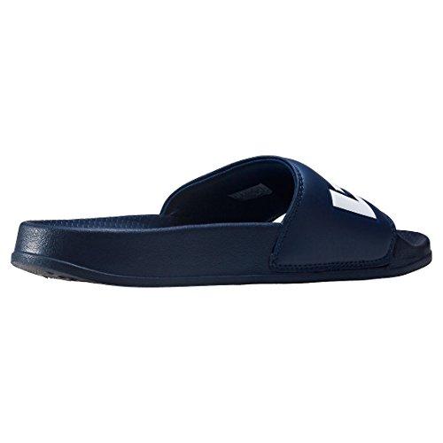 Reebok Classic Slide, Scarpe da Spiaggia e Piscina Uomo Blu (Collegiate Navy/white)