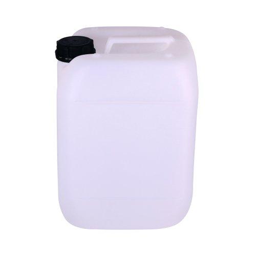 Premium Kanister 10L / natur aus HDPE / mit Schraubverschluss