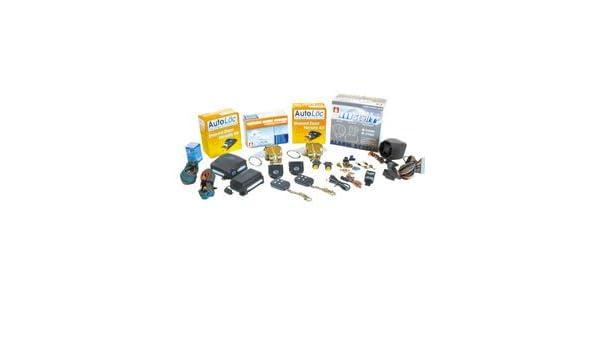 AutoLoc SVPROA210 Door Popper Kit (10 Function 15lbs Alarm
