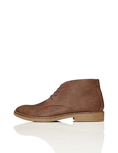 FIND Herren Heavy Rand Chukka Boots, Braun (Tan), 44 EU (Tan Chukka)