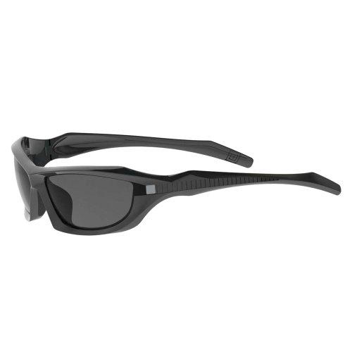 John doe cRUISER lunettes de soleil-gris - - Noir, uni EU