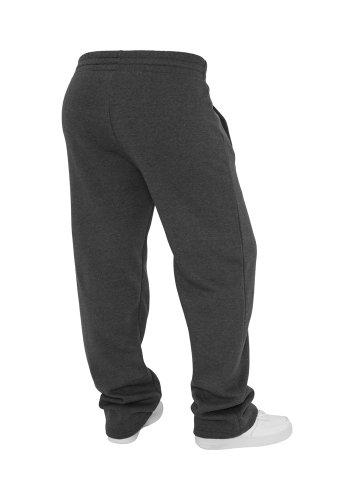TB078 ' Urban Classics' loose-fit Sweat Pants (Various Colours) Charcoal