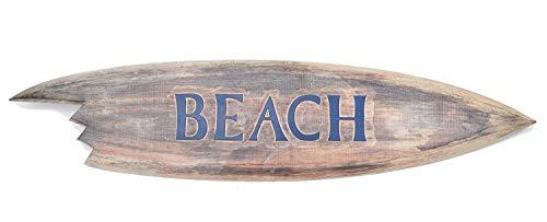 Interlifestyle Decoración Tabla Surf 100cm Playa