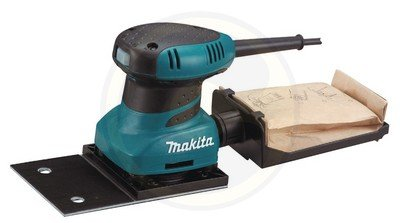 sander makita Rollläden 200 W für Holz BO 4566