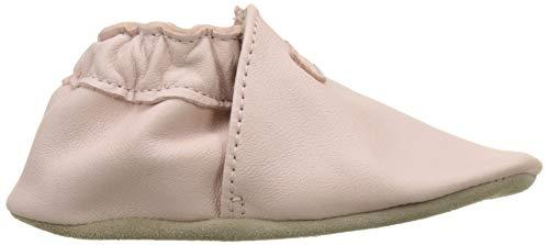 TG-23-24-EU-Robeez-Myfirst-Pantofole-Unisex-Bimbi-Rosa-Rose-Clair-Perm-131 miniatura 6