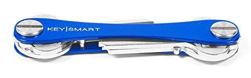 KeySmart Extended | Compacto Llavero Organizador 2-8