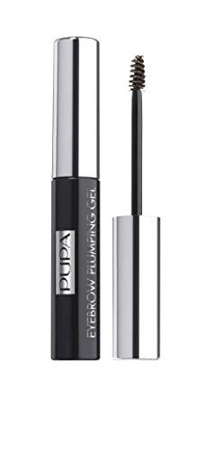 Pupa Mascara Plumping Gel Eyebrow 03 Dark Brown - 100 g