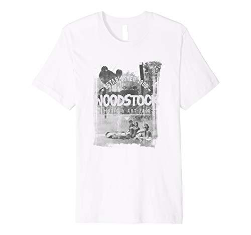 Woodstock - Established in 1969 T-Shirt -