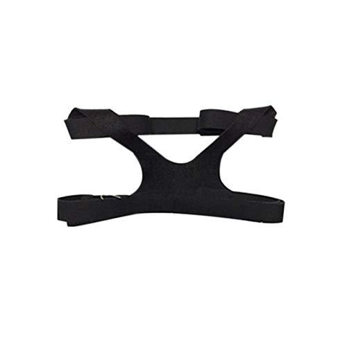Comfort Gel Full-face-maske (EdBerk74 Universal Design Kopfbedeckung Comfort Gel Vollmaske Sicherer Umweltschutzersatz CPAP Kopfband Ohne Maske Für PHILPS)