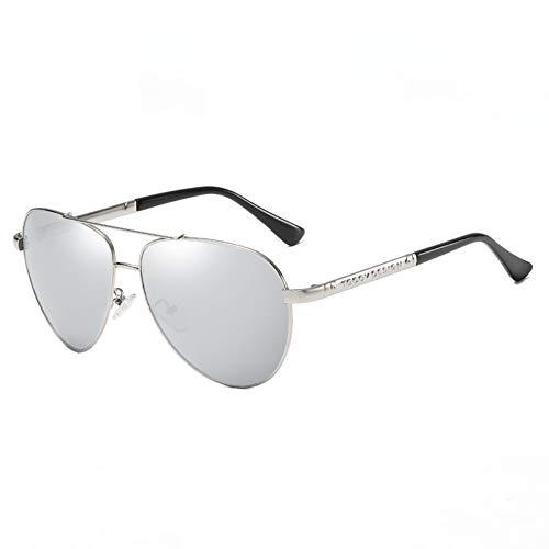 YIWU Brillen Flieger Sonnenbrille Frosch Spiegel Männer Polarisierte Gezeiten Coole Sonnenbrille Sport Driving Spiegel Angeln Lightweigt Brillen & Zubehör (Color : 2)