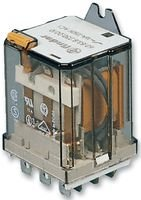 Finder 62.83.9.024.0300Allgemeine Zwecke Relais, 62Serie, Power, 3pst-no, 24VDC, 16A, 1 -
