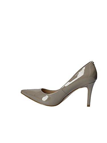 Chaussures Femme Decollete Guess Tc 80 Peinture Rouge Modele Ele D18gu17 Marron