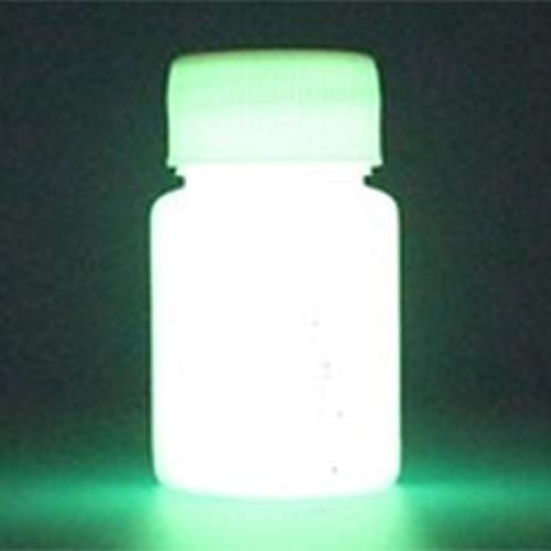 Polvo luminiscente líquido fluorescente de larga duración, resistente a la pintura luminosa, a prueba de agua