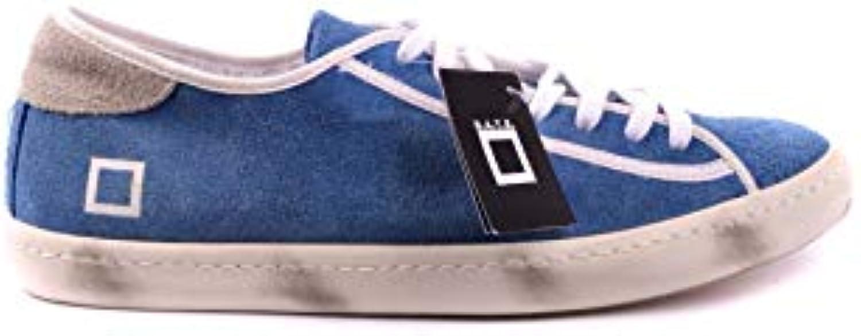 D.A.T.E..., scarpe da ginnastica Uomo Blu Blu 43 EU | | | Qualità e consumatori in primo luogo  b9707b