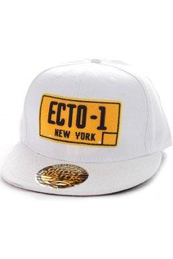 Ghostbusters Snapback Hip Hop Cap ECTO-1