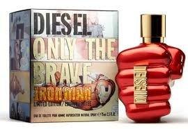 DIESEL ONLY THE BRAVE - IRON MAN 75ML EDT EAU DE TOILETTE